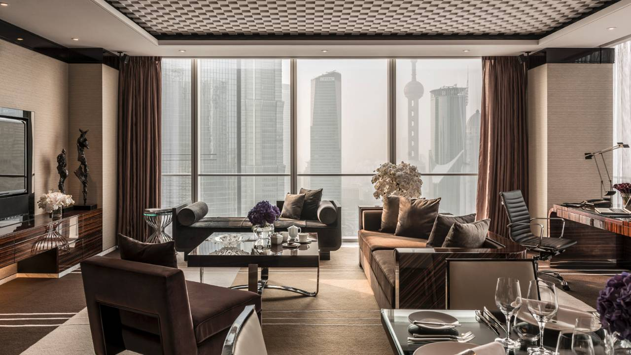 Pudong Four Seasons Hotel
